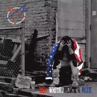 American Zeros - Red, White, Black & Blue (2017)