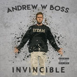 Andrew W. Boss - Invincible (2017) 320 kbps