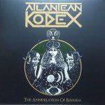 Atlantean Kodex – The Annihilation Of Bavaria [Live] (2017) 320 kbps