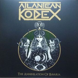 Atlantean Kodex - The Annihilation Of Bavaria [Live] (2017) 320 kbps