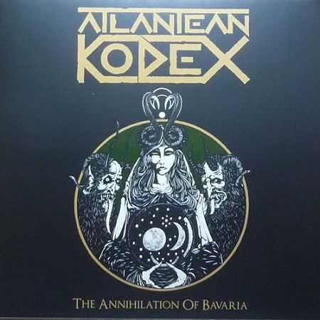 Atlantean Kodex - The Annihilation Of Bavaria [Live] (2017) 320 kbps
