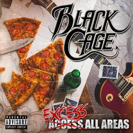 Black Cage - Excess All Areas (2017) 320 kbps