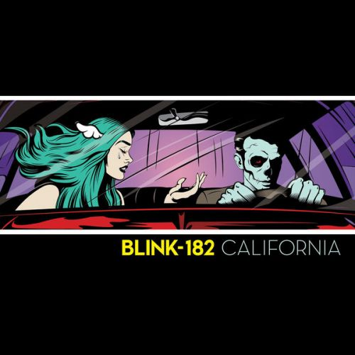 blink-182 - California (Deluxe Edition) (2017) 320 kbps