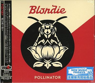 Blondie - Pollinator [Japanese Edition] (2017) 320 kbps
