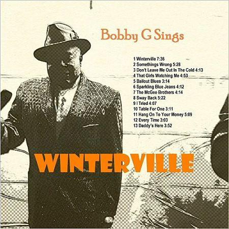 Bobby G - Winterville (2016) 320 kbps