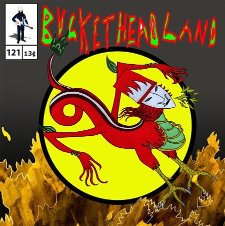 Buckethead - Pike 121: Shaded Ray (2015) 320 kbps