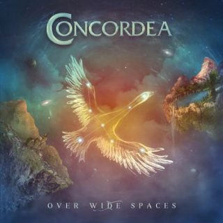 Concordea - Over Wide Spaces (2017) 320 kbps