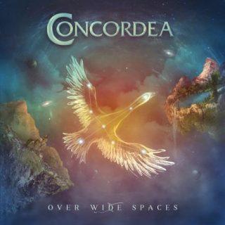 Concordea - Over Wide Spaces (2017) 320 kbps