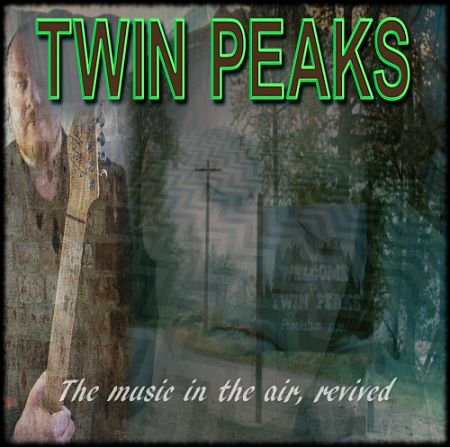 David Locke - Twin Peaks The Music In The Air, Revived (2017) 320 kbps