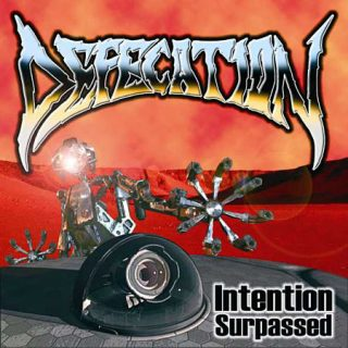 Defecation - Intention Surpassed (2003) 320 kbps