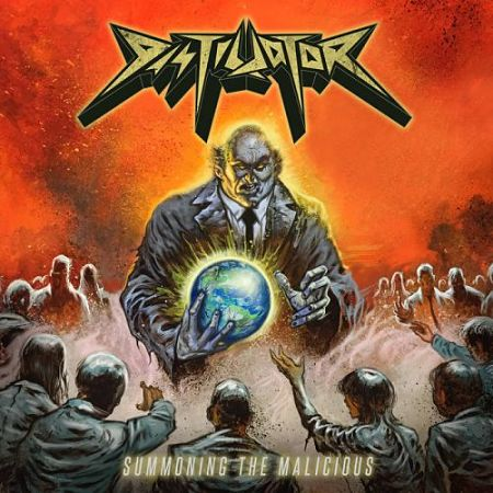 Distillator - Summoning the Malicious (2017) 320 kbps