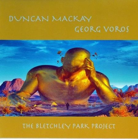 Duncan Mackay, Georg Voros - The Bletchley Park Project (2017) 320 kbps