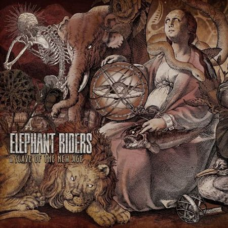 Elephant Riders - I Slave of the New Age (EP) (2017) 320 kbps