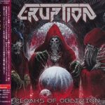 Eruption - Cloaks of Oblivion [Japanese Edition] (2017) 320 kbps + Scans