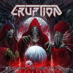 Eruption – Cloaks of Oblivion (2017) 320 kbps