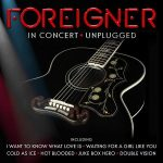 Foreigner – In Concert. Unplugged (Live) (2016) 320 kbps