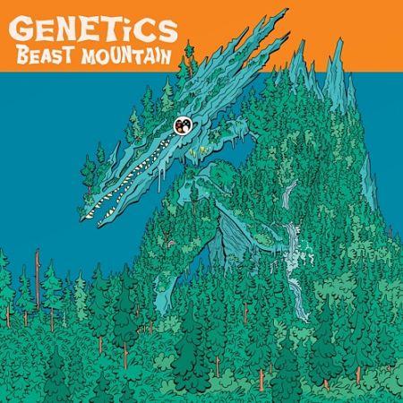 Genetics - Beast Mountain (2017) 320 kbps