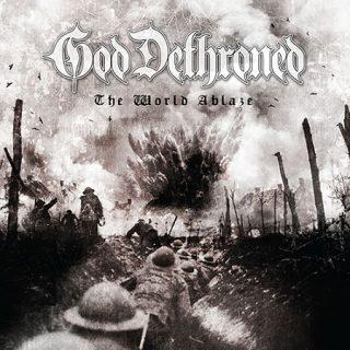 God Dethroned - The World Ablaze (2017) 320 kbps