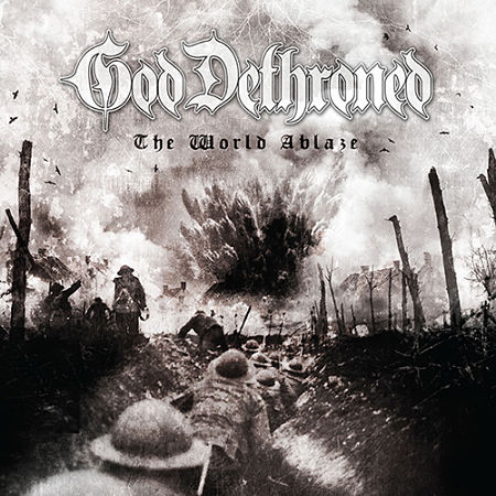 God Dethroned - The World Ablaze (2017) 320 kbps