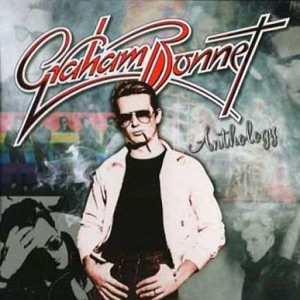 Graham Bonnet - Anthology 1968-2017 (2017) 320 kbps + Scans