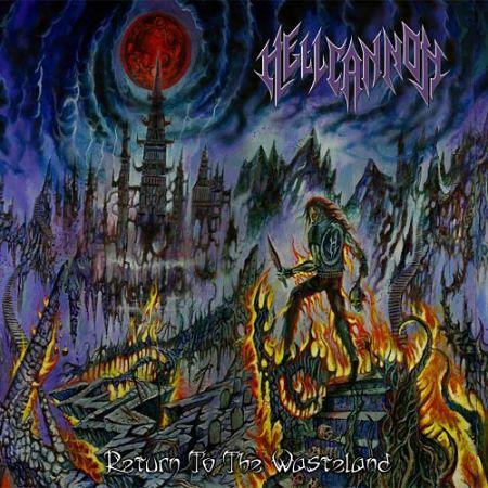 Hellcannon - Return to the Wasteland (2017) 320 kbps