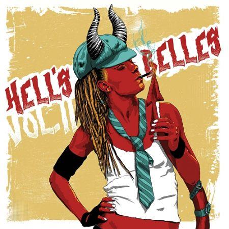 Hell's Belles - Vol. II (2017) 320 kbps