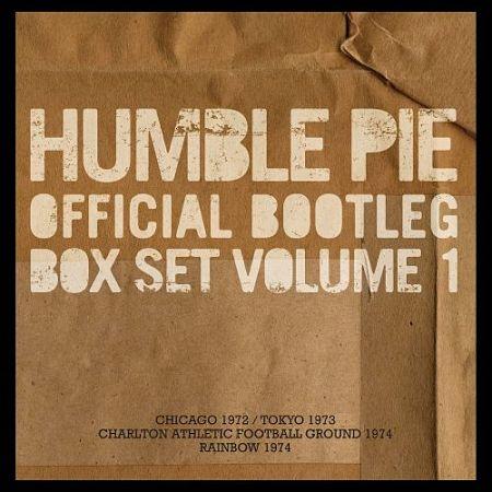 Humble Pie - Official Bootleg Box Set: Vol. 1 (2017) 320 kbps