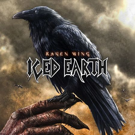 Iced Earth - Raven Wing - Seven Headed Whore (Singles) (2017) 320 kbps