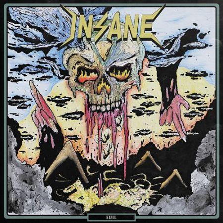 Insane - Evil (2017) 320 kbps