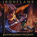 Ironflame - Lightning Strikes the Crown (2017) 320 kbps