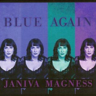 Janiva Magness - Blue Again (2017) 320 kbps + Scans