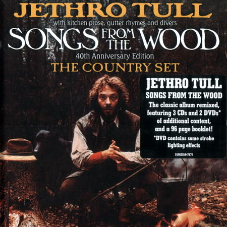 Jethro Tull - Songs From The Wood [40th Anniversary Edition] (3CD, 2017) 320 kbps