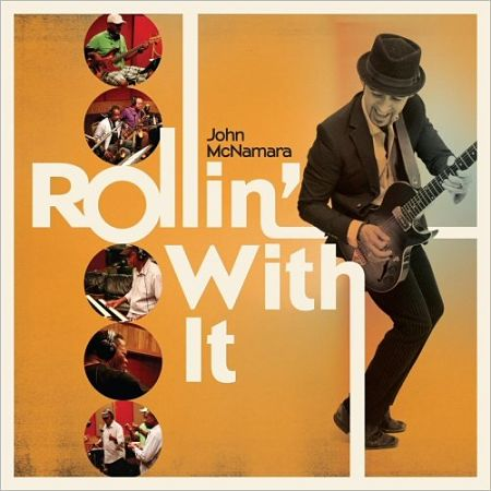 John McNamara - Rollin' With It (2017) 320 kbps