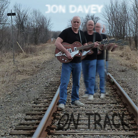 Jon Davey - On Track (2017) 320 kbps