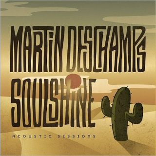 Martin Deschamps - Soulshine (2017) 320 kbps
