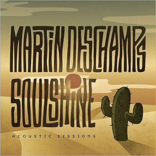 Martin Deschamps - Soulshine (2017) 320 kbps
