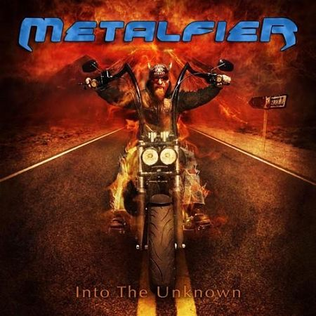 Metalfier - Into The Unknown (2017) 320 kbps