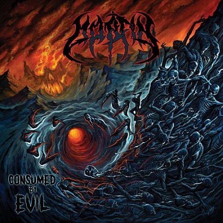 Morfin - Consumed By Evil (2017) 320 kbps