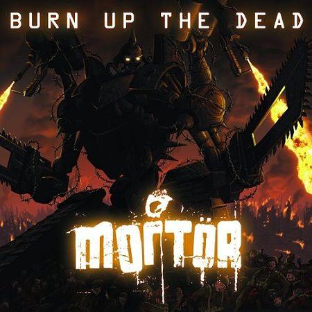 Mortör - Burn Up The Dead (2017) 320 kbps