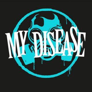 My Disease - My Disease (2017)