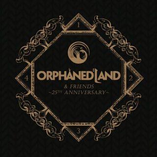 Orphaned Land - Orphaned Land & Friends (2017) 320 kbps