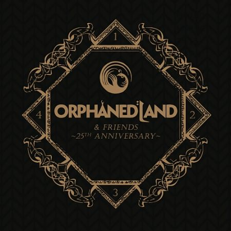 Orphaned Land - Orphaned Land & Friends (2017) 320 kbps