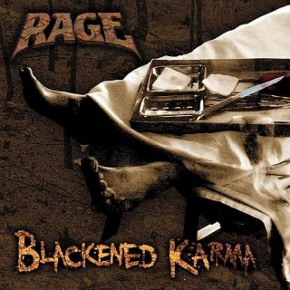 Rage - Blackened Karma (Single) (2017) 320 kbps