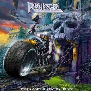 Ravage - Return of the Spectral Rider (2017) 320 kbps