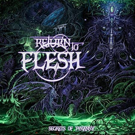 Return to Flesh - Secrets of Tyranny (2017) 320 kbps