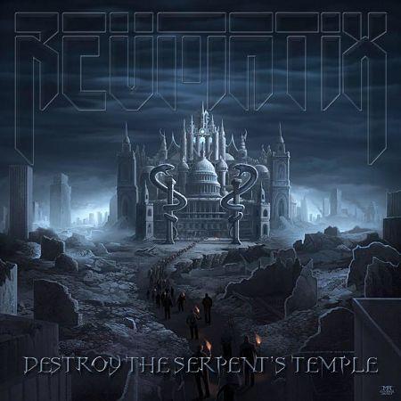 Revmatix - Destroy The Serpent's Temple (EP) (2017) 320 kbps