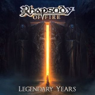 Rhapsody of Fire - Legendary Years [Compilation] (2017) 320 kbps