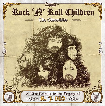Rock 'N' Roll Children - The Chronicles - A Live Tribute To The Legacy Of R. J. Dio (Live) (2017) 320 kbps