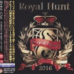 Royal Hunt – 2016 [Japanese Edition] (Live) (2017) 320 kbps + Scans