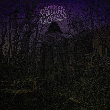Satan's Cape - Self Titled (2017) 320 kbps